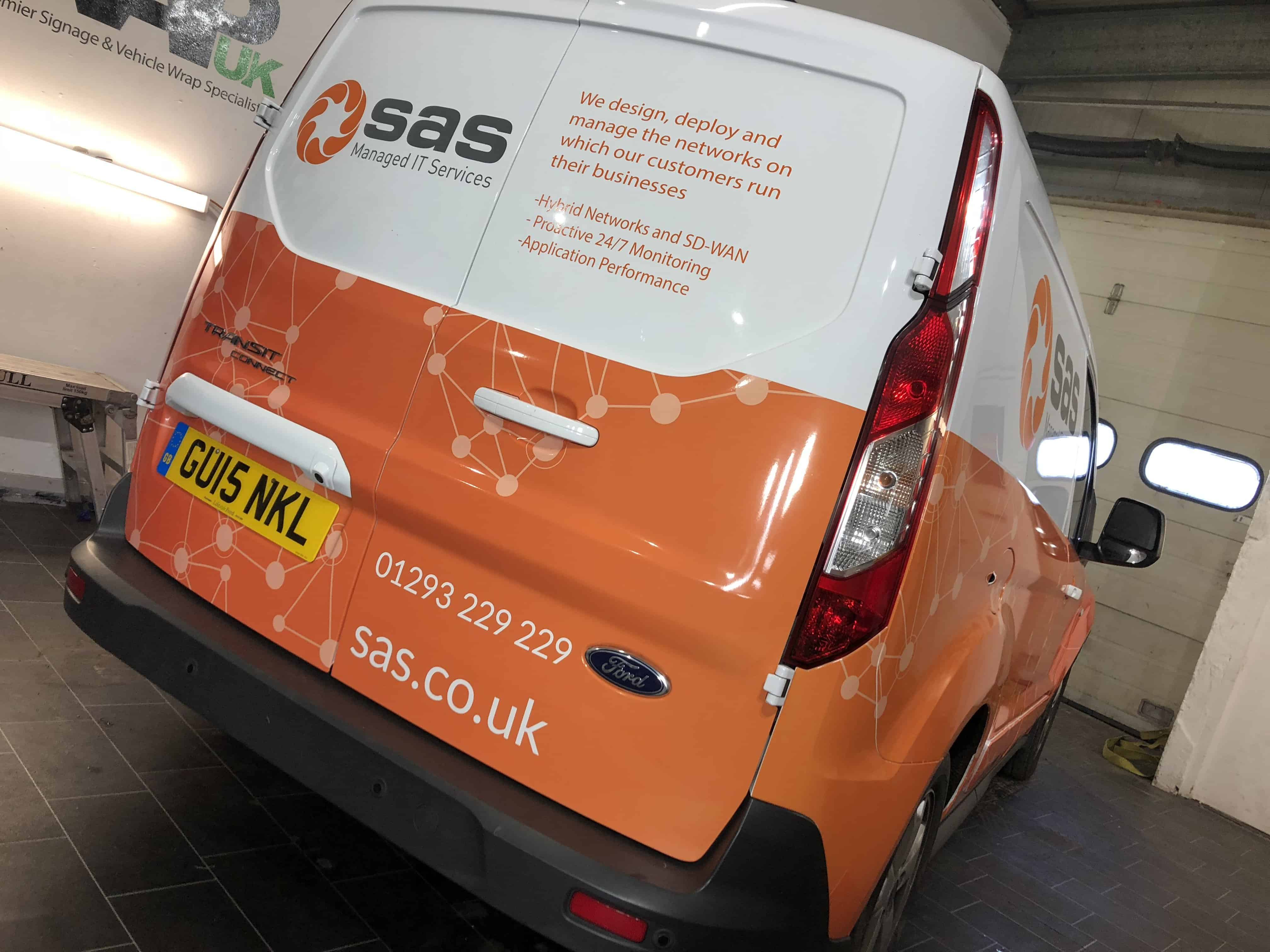 Van Wraps to Transform Your Fleet